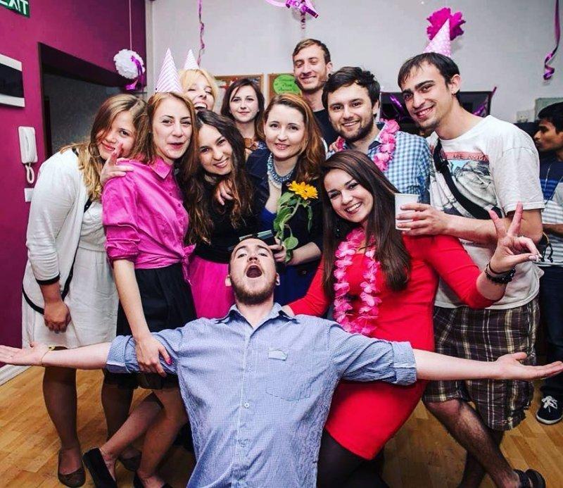 Hostel Party