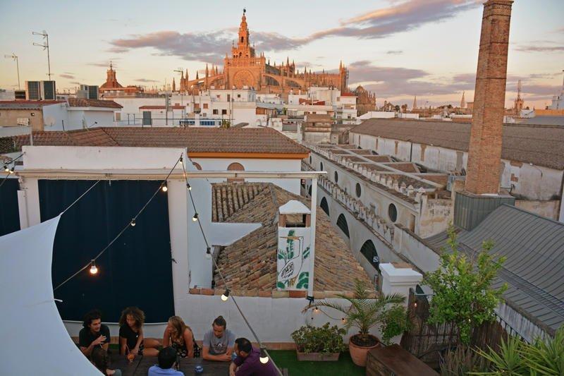 Hostel Rooftop