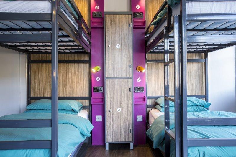 Hostel Dorms
