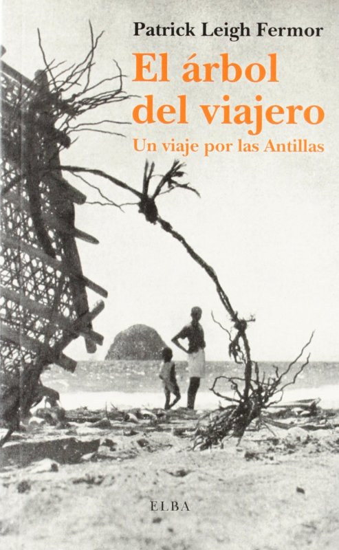 Book title El arbol del viajero