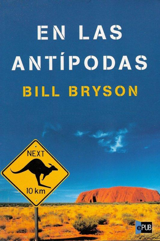 Book cover bill Bryson
