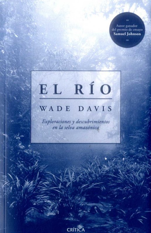 book cover River