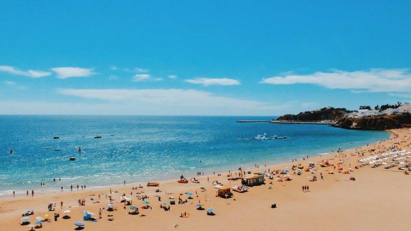 O que fazer no Algarve em setembro - Albufeira