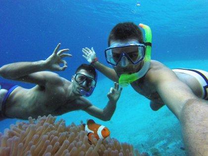 Scubadiving with NomadicBoys