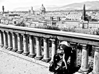 Backpacking in Florence