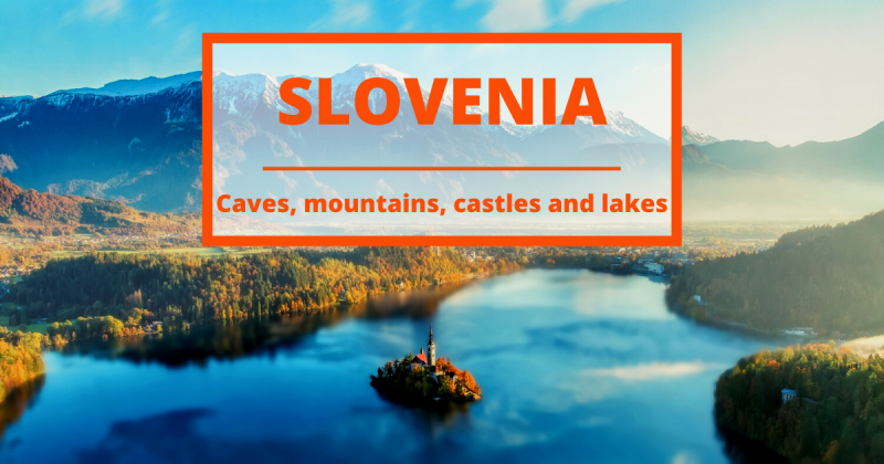 A backpacking trip to discover Slovenia