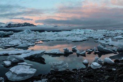 The Glacier Lagoon, Iceland