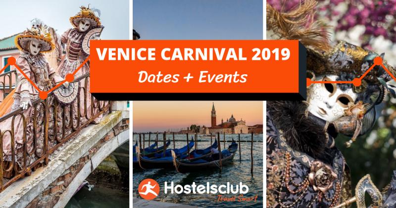 Carnival in Venice 2019 Schedule · HostelsClub