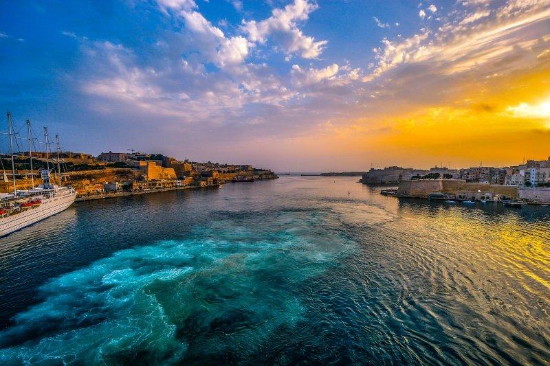 Valletta Marina Malta