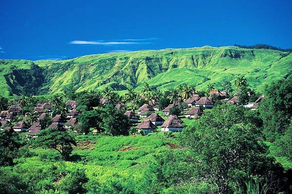 Exotic Fiji Island Tours