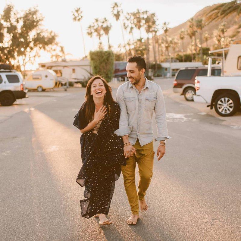 Kristen and Siya, The Hopscotch The Globe