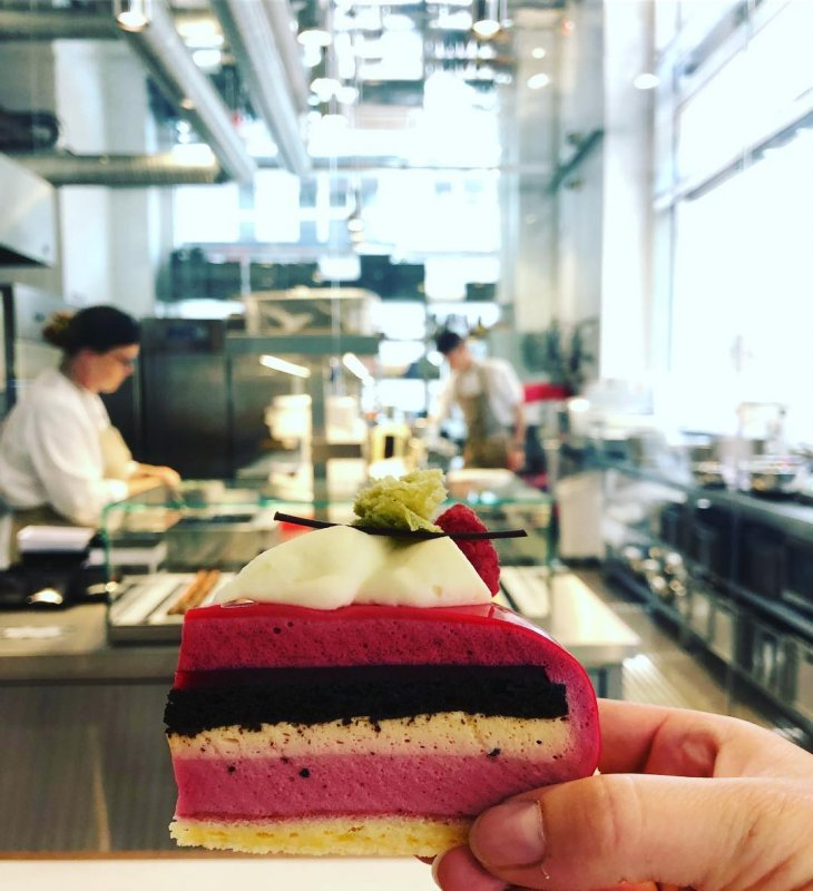 The Cukrar confectionery will captivate you with its delicious desserts