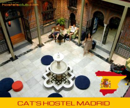 Ostello Cat's Madrid