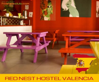 Ostello Red Nest Valencia