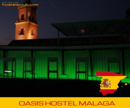 Ostello Oasis Malaga