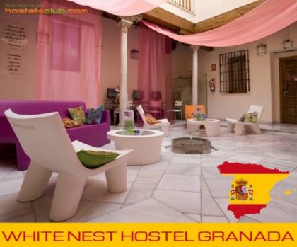 Ostello White Nest Granada