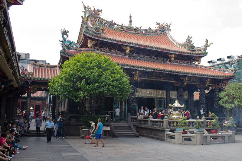 Lungshan Temple (big)