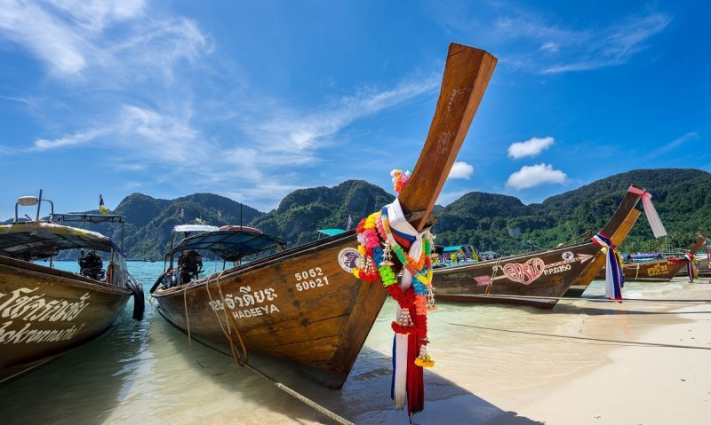 Boat Thailand