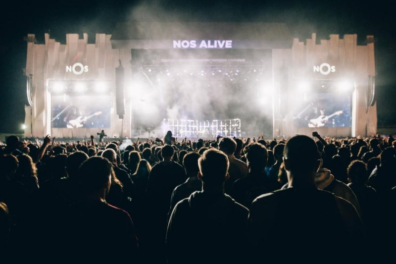 NOS Alive, our first pick for Portugal music festivals