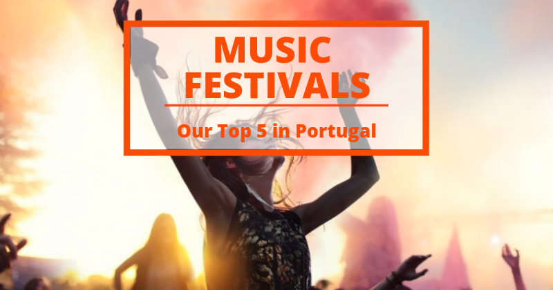 The 5 best Portugal music festivals of the summer