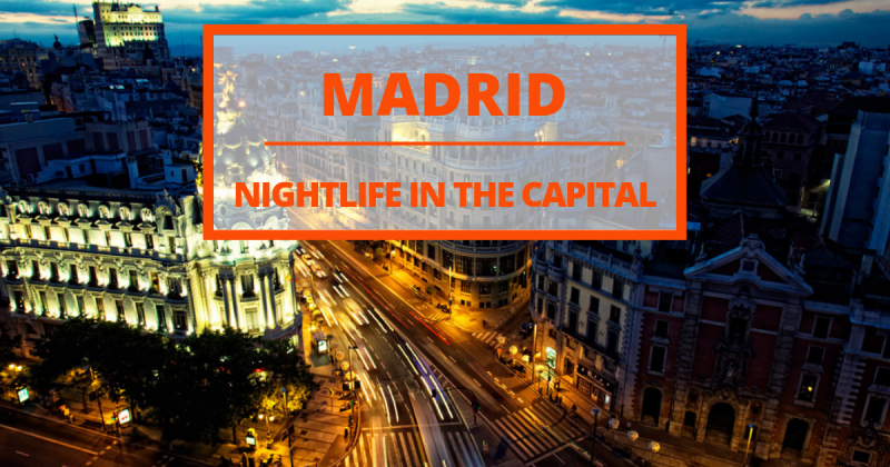 The Best Zones in Madrid to Party Until Sunrise