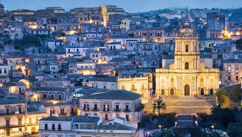The Island in the Sun, Sicily