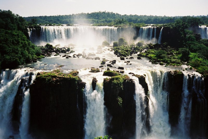 posti più belli del mondo - cascate iguazù
