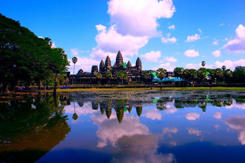 posti più belli del mondo ankor wat
