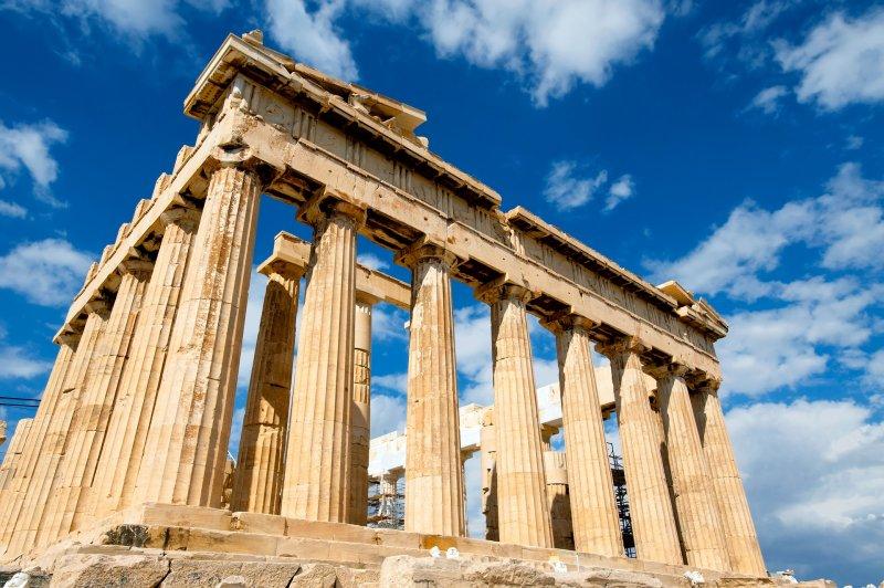 posti più belli del mondo acropoli atene