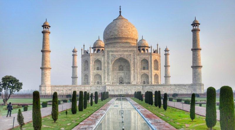posti più belli del mondo taj mahal