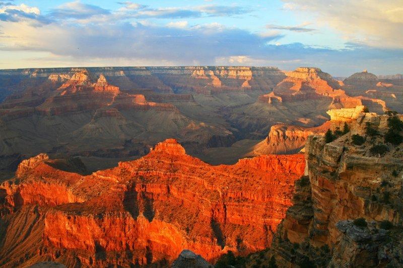 posti più belli del mondo grand cayon