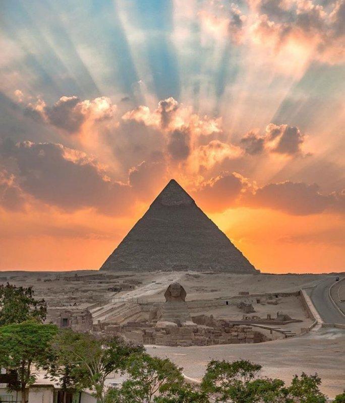 posti più belli del mondo piramidi gizia