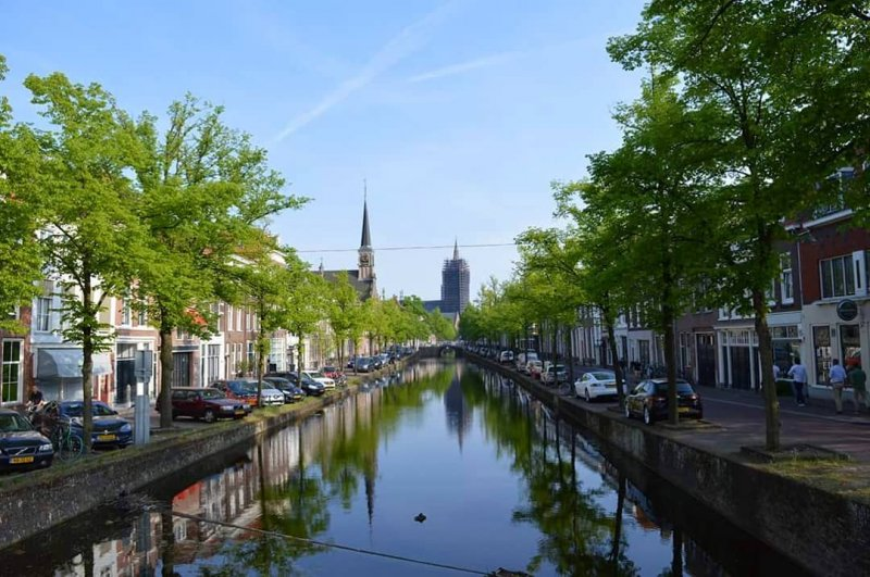 Delft è una piccola città da scoprire