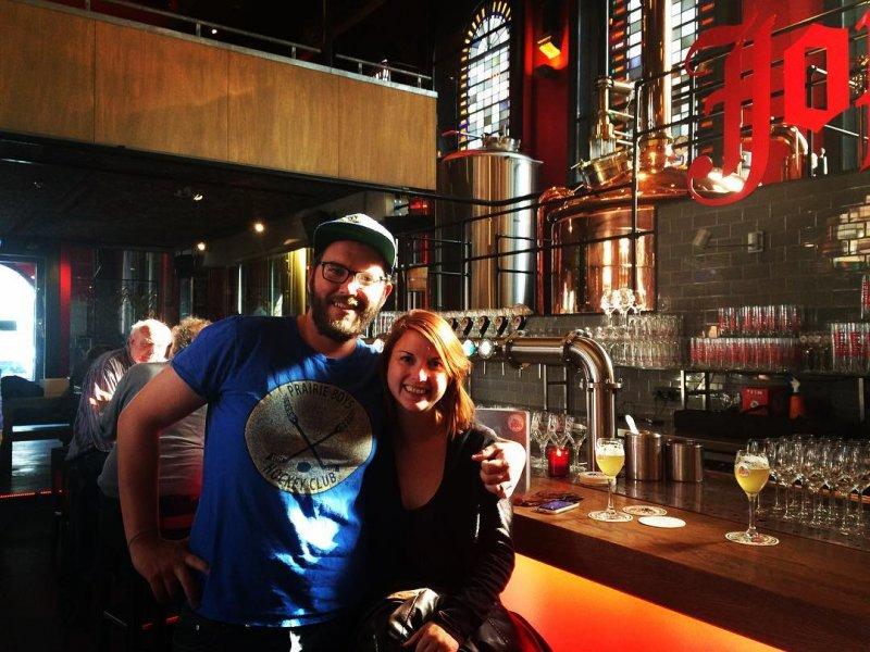The Jopenkerk brewery