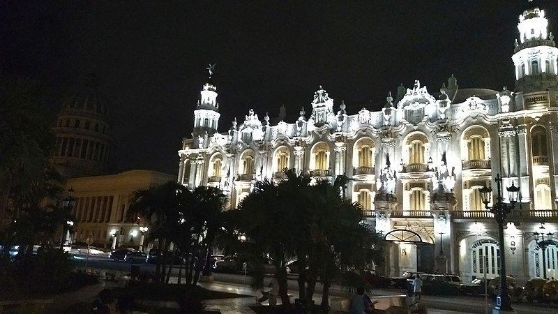 Festival Ballet Biennal of Havana