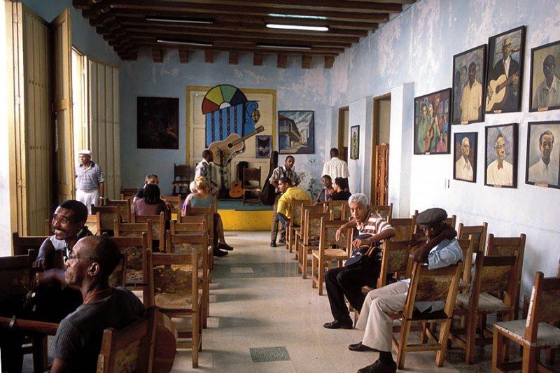 Musical festivals in Santiago de Cuba