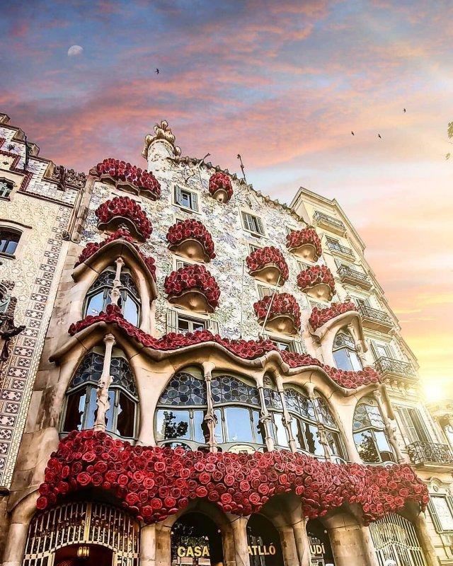 Monumenti a Barcellona da vedere: Casa Batllò