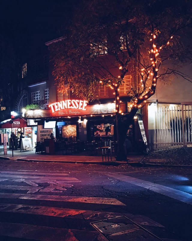 One of the many corners of Condesa