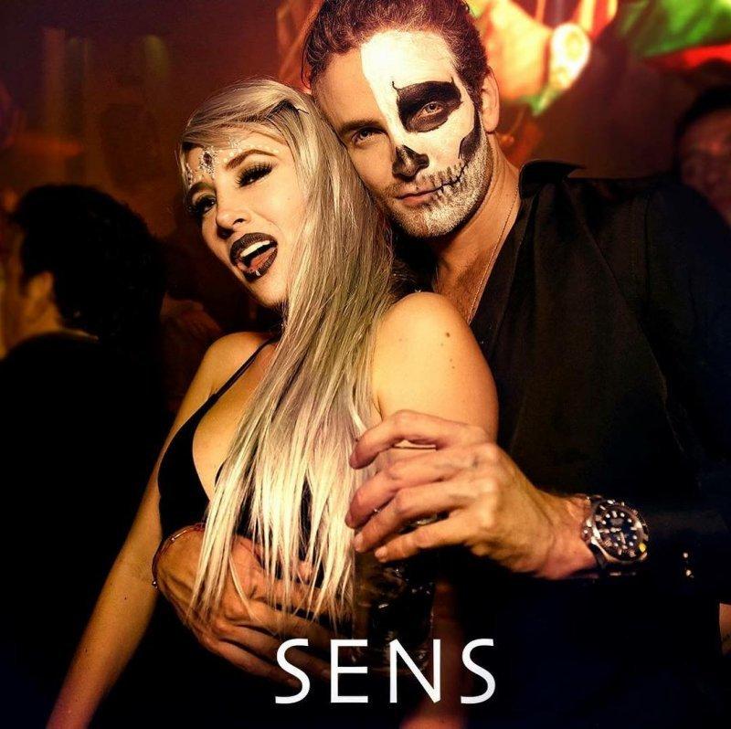 Sens Nightclub Mexico City