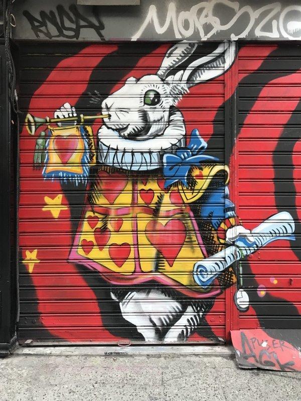 Street art in Athens, Psirri