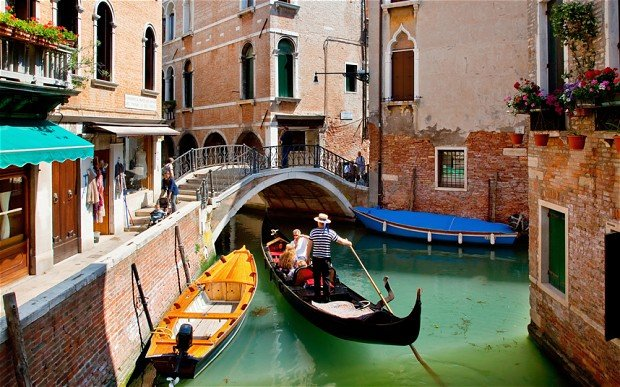 Top romantic must-sees in Venice