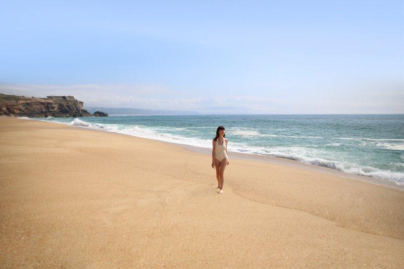 Travel to Portugal tips: Praia do Norte