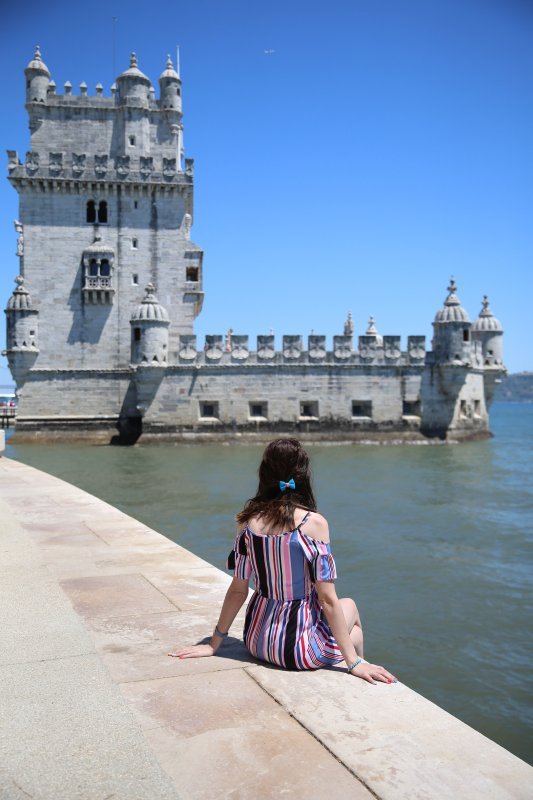 Travel review Portugal: Belem Tower in Lisbon
