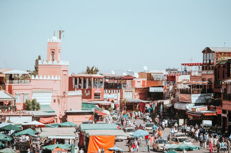 Travelling to Marrakesh during Ramadan