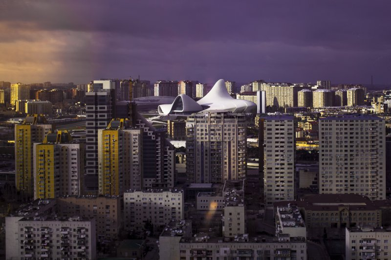 visit Baku: Heydar Center