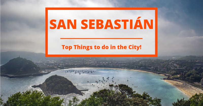 What to do in San Sebastián? Discover these places now!
