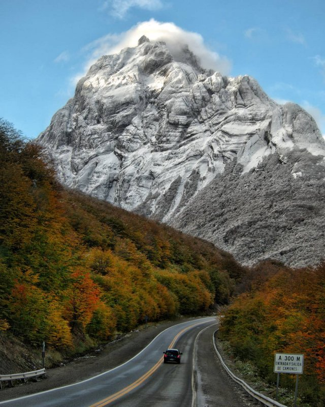 Patagonia roadtrip for the breavest backpackers