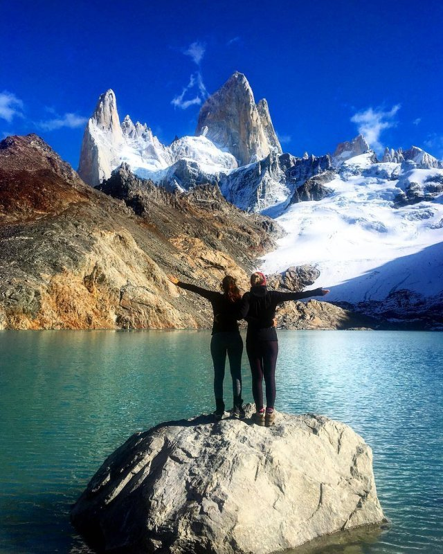 Trekking on the wild Mount Fitz Roy: a crazy adventure in Patagonia