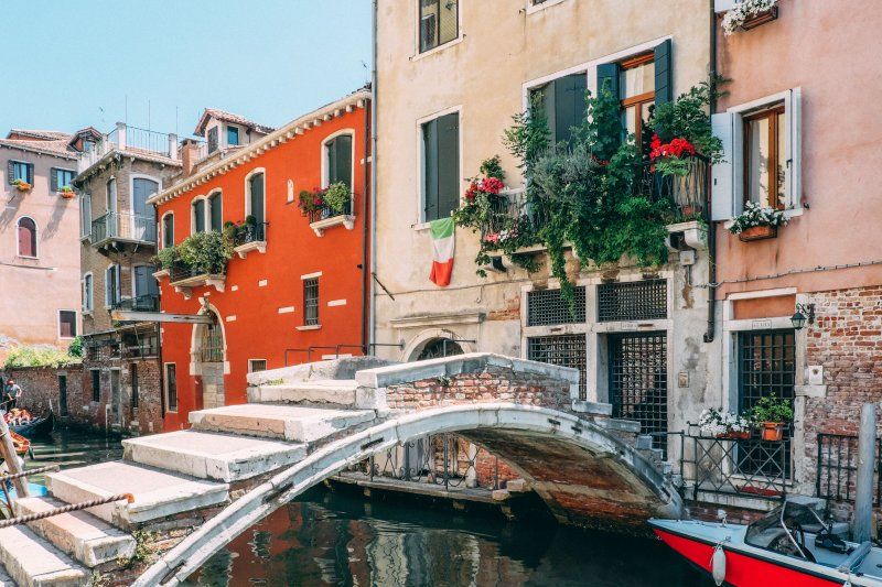 Venice during the daytime is a sight to be seen!