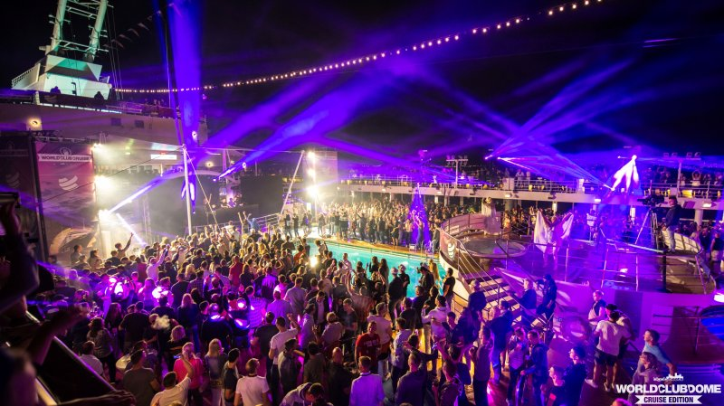 World Club Dome Cruise 2019